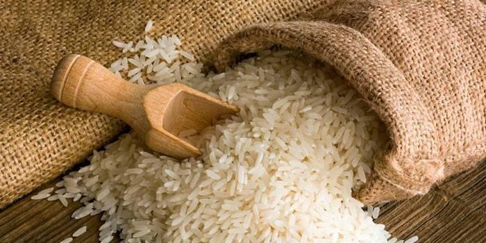 можно ли бурый рис при похудении